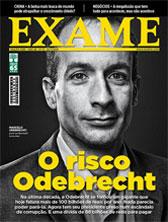 Revista Exame O Risco Odebrecht