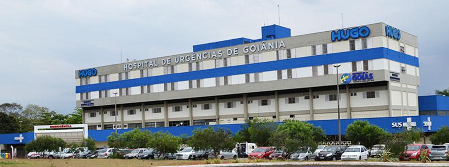 Hospital de Urgências de Goiânia - HUGO