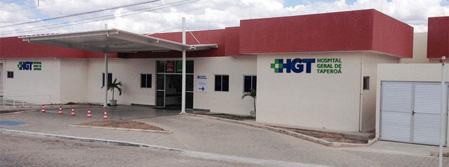 HGT - Hospital Geral de Taperoá