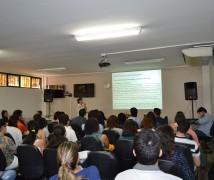 Diretoria de Ensino e Pesquisa do Hugo realiza palestras